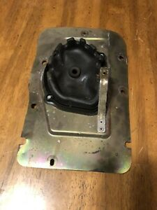 03 06 Jeep Wrangler Tj Manual Gearshift Shift Floor Pan Cover Shift Plate Oem