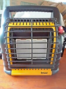 Yellow Construction Propane Gas Heater mr Heater