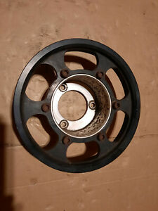1999 2004 Ford Lightning 5 4l Harley 6lb Supercharger Metco Crank Pulley F150