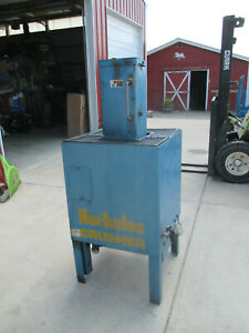 Herkules 17 5 Ton Oil Filter Crusher Pneumatic Ofc 4