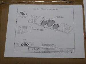 New Jewelry Adjustable Showcase Kit From Stage Stores Pacific Northern 1020016