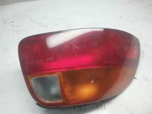 Driver Left Tail Light Fits 93 97 Del Sol 420932