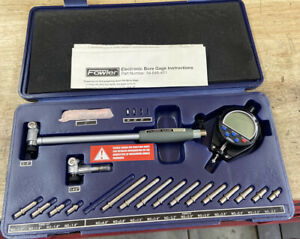 Fowler Xtender Electronic Digital Dial Bore Gage Set 1 4 6 0 00005 74 646 401