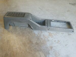 84 89 Toyota Pickup Truck 4runner Center Console Shifter Shift Bezel Trim Oem