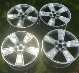 2006 To 2009 Ford Mustang 4 Oem Factory 18x8 5 Wheels