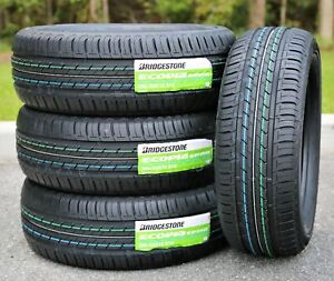 4 New Bridgestone Ecopia Ep150 205 55r16 91v A s All Season Tires