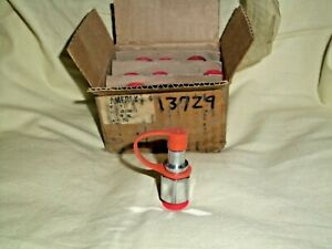 Box Of 10 New Amerex Fire Suppression Nozzel With Cap 13729 2xfg