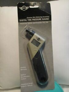 Oem Mini Cooper Mini Digital Tire Pressure Gauge Nip May Need Battery