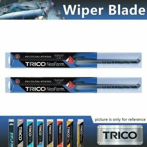22 21 Left right Windshield Wiper Blade Trico Fits 2007 2015 Smart Fortwo Fa23