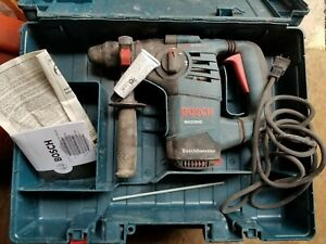 Bosch Rh328vc 8 Amp 1 1 8 In Corded Variable Speed Sds plus Rotary Hammer Drill