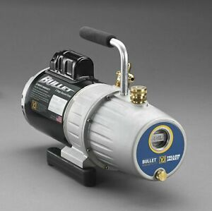 Yellow Jacket 93600 Bullet 2 Stage Vacuum Pump 7 0 Cfm