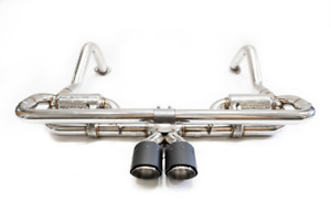 Fabspeed Valvetronic Exhaust System For 2009 12 Porsche 987 2 Boxster Cayman
