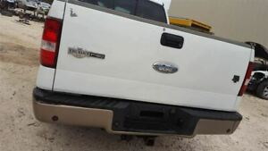 Oxford White Tailgate Styleside Few Scuffs Oem 04 05 06 07 Ford F150
