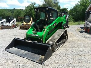 2010 Caterpillar 297c Track Skid Steer Loader With Bucket Pilot Controls