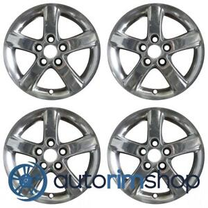 Mazda Protege 2002 2003 16 Oem Wheels Rims Full Set