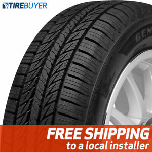4 New 235 60r17 102t General Altimax Rt43 235 60 17 Tires