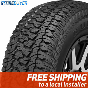 1 New Lt285 75r16 E Kumho Road Venture At51 285 75 16 Tire