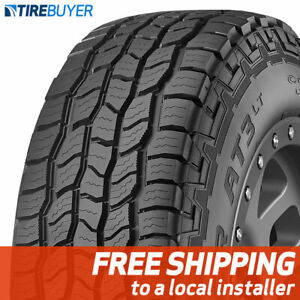 4 New Lt265 70r17 6 Ply Cooper Discoverer At3 Lt Tires 112 S A T3