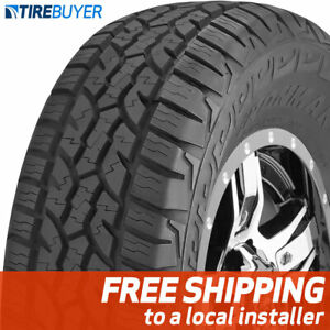 2 New Lt245 75r17 E Ironman All Country At 245 75 17 Tires A T