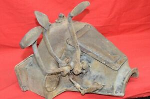 1926 1927 Ford Model T Transmission Bell Housing Pedal Pedals Inspection Plate