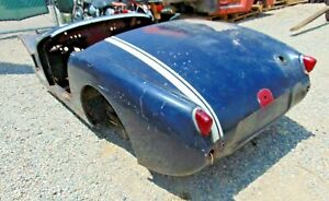 1959 Austin Healey Bugeye Sprite Mk1 Tub Bare Shell Rustfree Great Builder T2r