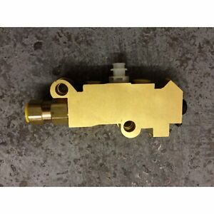 Proportioning Combination Brake Valve 1976 1986 Ford F150 F250 F350 Bronco Truck
