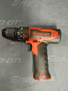 Snap On Cdr861 14 4 V 3 8 Brushless Micro Lithium Drill Driver Tool Only Used