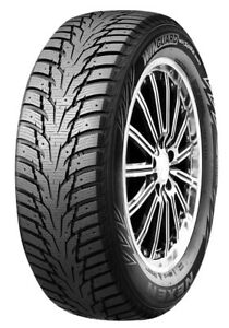 4 New Nexen Winguard Winspike Wh62 215 55r16 97t Xl Winter Tires