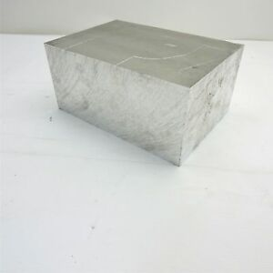 5 Thick Aluminum 6061 Plate 7 125 X 10 75 Long Sku 137534