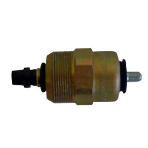 Fuel Solenoid Switch 9971792 2852741 Fits New Holland Loader Tractor 5635 Td75d