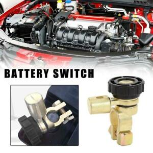 Car Battery Link Terminal Quick Cut Off Disconnect Breaker Kill Shut Switch