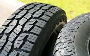 2 New Atlas Paraller A T 235 70r16 106t At All Terrain Tires
