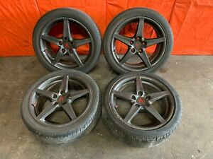 Oem 2005 2006 Acura Rsx Type S Factory Wheel Set Wheels Rims Rim And Tire Tires