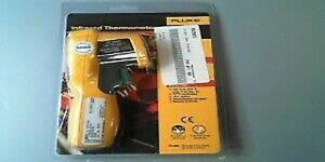 Fluke 62 Max Handheld Infrared Dual Laser Thermometer Used