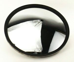 Vintage 8 75 Round Convex Side Mirror