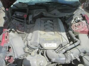 2016 Ford Mustang Gt Premium Engine Assembly Fg397aa