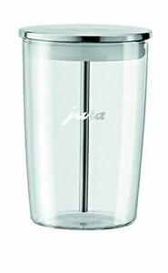 Jura 72570 Glass Milk Container  Clear