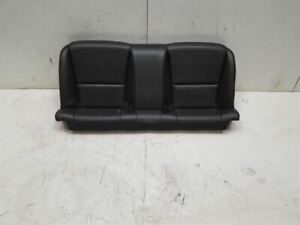 2011 Chevrolet Camaro Rear Seat Upper Cushion Leather Oem 139576