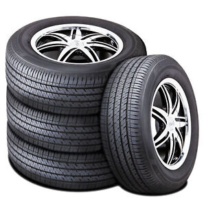 4 New Bridgestone Ecopia Ep422 Plus 195 65r15 89s A s All Season Tires
