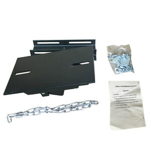 New 0 5 Ton Transmission Jack Adapter Gearbox Trolley Jack Cradle Support Plate