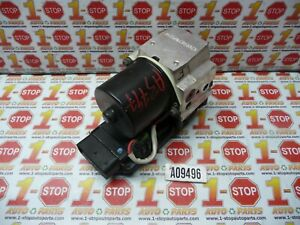 00 01 02 03 2003 04 2004 Ford F150 Anti Lock Brake Abs Pump 1l34 2c346 Aa Oem