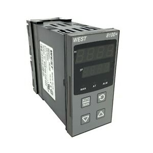 New West P8100 Pid Temperature Controller 1x Output Relay 100 240 Vac