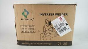 Hitbox Tig Welder High Frequency Welding Machine Tig200a Used