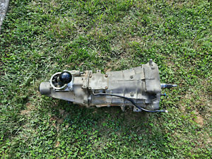 Ford Mustang 5 0l Tremec T56 6 Speed Transmission World Class 4 6l Cobra Svt R