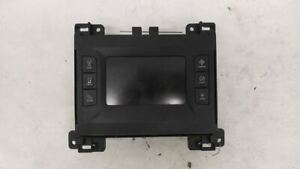 Audio Equipment Radio Receiver And Display Sirius Fits 16 Challenger 2111135
