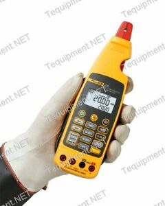 Fluke 773 hd Milliamp Process Clamp Meter With Loop Power 4 20 Ma And Dc Volts