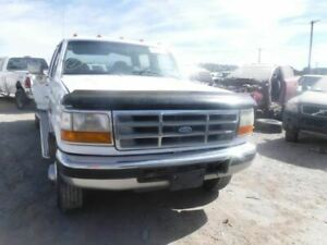 Manual Transmission 5 Speed From 8501 Gvw 2wd Fits 97 Ford F250 Pickup 14600031