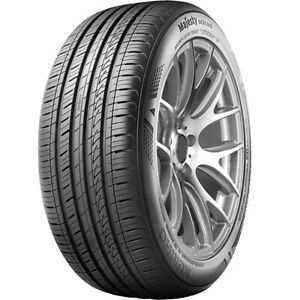 4 New Kumho Majesty Solus 225 45r17 91w A S High Performance Tires