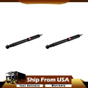 Kyb Excel G 344433 Rear Shock Absorber Lh Driver Rh Passenger Pair For Mustang