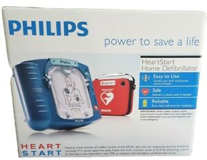 Phillips Heartstart Defibrillator Sealed Box